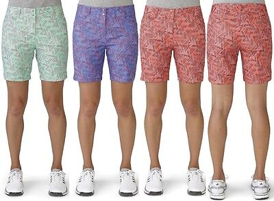 """Adidas Women's 7"""" Printed Shorts, Multiple Sizes/Colors"""