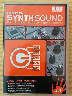 Hands on SYNTH SOUND Vol.1  / DVD Lernkurs / Tutorial DVD