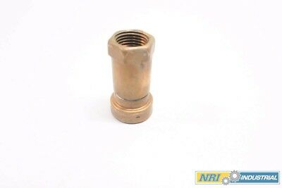 Permalynx 051018 3/4 In Copper Push To Connect Coupler