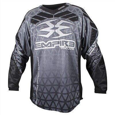 Empire Prevail F6 Jersey Black - Youth Medium - Paintball