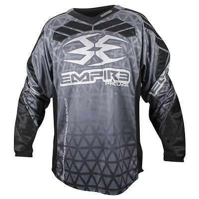Empire Prevail F6 Jersey Black - X-Large - Paintball