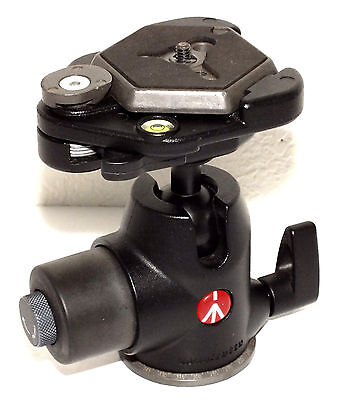 Manfrotto 468RC0 Hydrostatic Ball Head with RC0 Quick Release - NEAR MINT !!!!!!