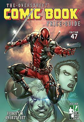 Overstreet Comic Price Guide #47 Hero Initiative EXCLUSIVE Rob Liefeld cover!