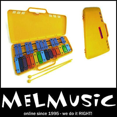 ANGEL CHROMATIC GLOCKENSPIEL *Metal Bars in Case* NEW!