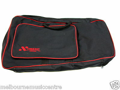 MMC GLOCKENSPIEL PADDED BAG Big Accessory Pocket *Handle & Shoulder Straps* NEW!
