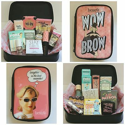 AUTHENTIC❤Benefit Set/Boi-ing,High Beam,Stay Flawless,Rockateur,Gimme Brow,Pore❤