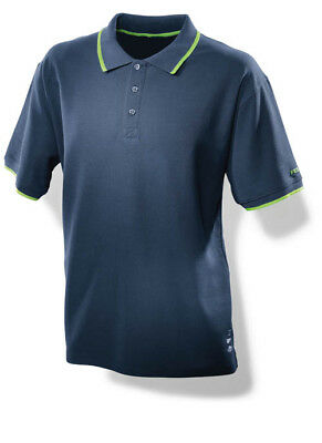 Festool PoloShirt Dark Blue Men's Festool