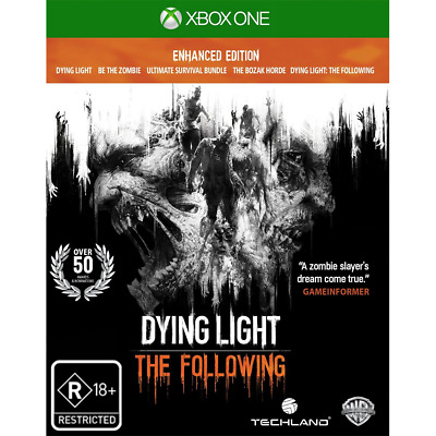 Dying Light: The Following - Enhanced Edition - Xbox One - BRAND NEW