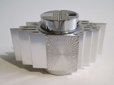 1970 Sarome Piezo Electric Gas Lighter Vintage Accendino Design