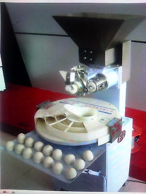 DOUGH DIVIDER AND ROUNDER  with AUTOMATIC Hopper PROCESSING