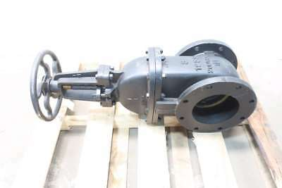 New Milvaco 2885M 8 In 125 Iron Flanged Wedge Gate Valve D568033