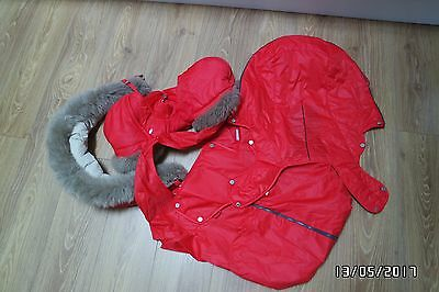 Stokke Winter Kit Red