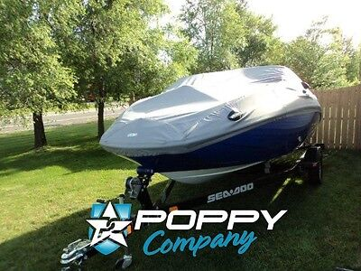 Sea Doo Islandia Trailerable Jet Deck Boat Storage Cover Heavy Duty