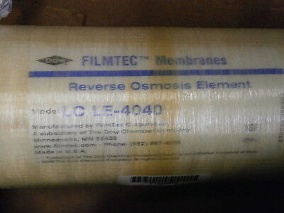 Dow Filmtec LC LE-4040  Commercial Reverse Osmosis Membrane