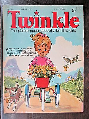 TWINKLE.  NO.380   MAY 3rd.  1975.