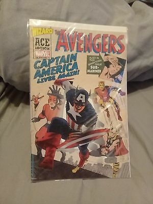 THE AVENGERS 4 Marvel Comics 1964 1st SILVER AGE APPEARANCE OF CAPTAIN AMERICA