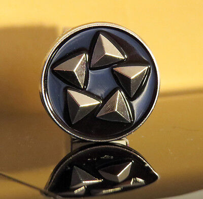 PIN Star Alliance Logo pin badge uniform accessory perfect gift pilots crew 25mm