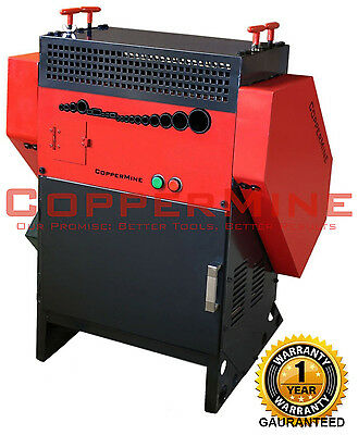 Copper Wire Stripping Machine AUTOMATIC Powered Industrial Cable Wire Stripper