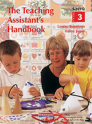 The Teaching Assistant's Handbook: S/NVQ Level 3-ExLibrary