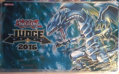 Blue Eyes White Dragon (Blauäugiger Weißer Drache) 2016 Judge Playmat Spielmatte