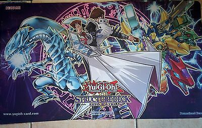 Kaiba / Blue Eyes White Dragon / ABC Playmat Win-A-Mat Spielmatte YCS