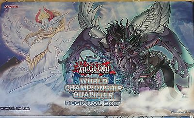 True Draco King Regional 2017 Playmat / Spielmatte