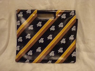Vintage 1979 Fashion Show Promo Hong Kong Ready-to-Wear Festival Tote 70's Style