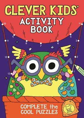 The Clever Kids' Activity Book by Chris Dickason 9781780553191 (Paperback, 2015)