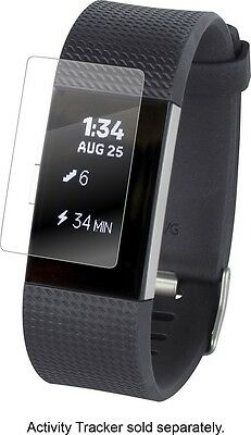 ZAGG - InvisibleShield HD Screen Protector for Fitbit Charge 2