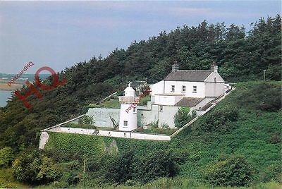 Postcard-:Co. Wexford, Duncannon North, Lighthouse