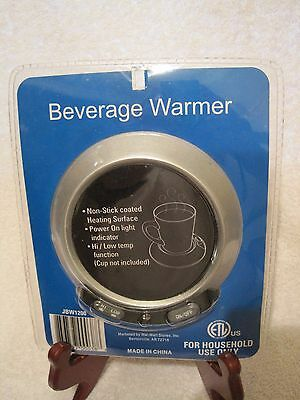 NIP Beverage Warmer JBW1200 9W Gray Joint & Legand Group never opened-office