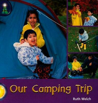 Lighthouse Year 1 Yellow Our Camping Trip by Welch, Ruth Paperback Book The