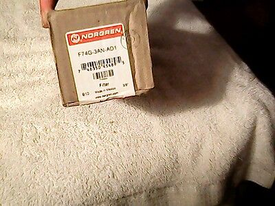 Norgren General Purpose Filter F74G-3AN-AD1 In sealed Box