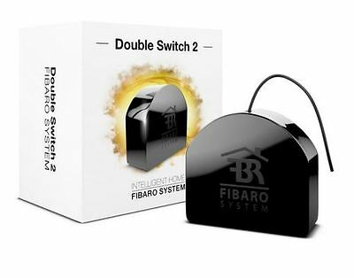 Fibaro Dual Relay 2 - For your electronic devices - FGS223 Double Switch 2