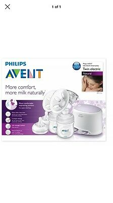 Philips Avent Twin Double Electric Breast Pump