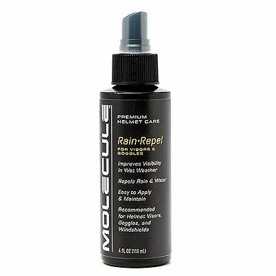 Molecule Race & Motorcycle Helmet Visor Rain Repellant Spray 118ml