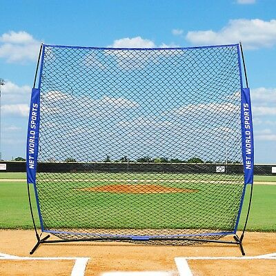7ft x 7ft FORTRESS Portable Baseball Square Screen [UK Seller/24 Hour Shipping]