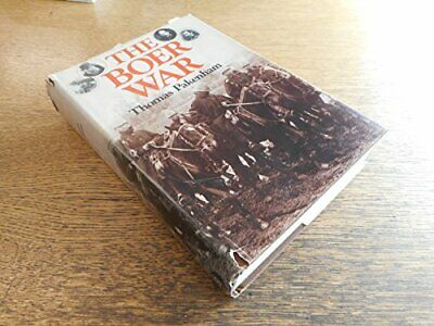 The Boer War by Pakenham, Thomas Hardback Book The Cheap Fast Free Post