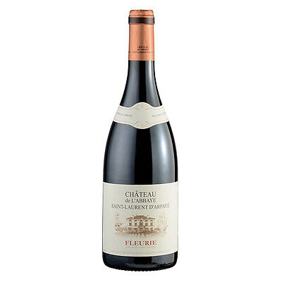 Chateau d'Arpaye Fleurie 75cl Bottle Red Wine - Drinks 21