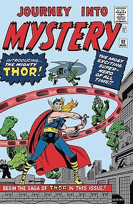 TRUE BELIEVERS KIRBY 100TH INTRODUCING MIGHTY THOR #1 rel date 08/09/2017