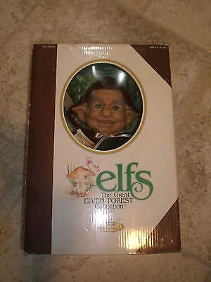 Dolls by Berenguer elfs Great ELVEN FOREST Collection  #6000 Grandfather Orlynn