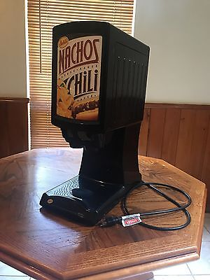 Gehls Dual Chili Cheese Dispenser Hot Top 2