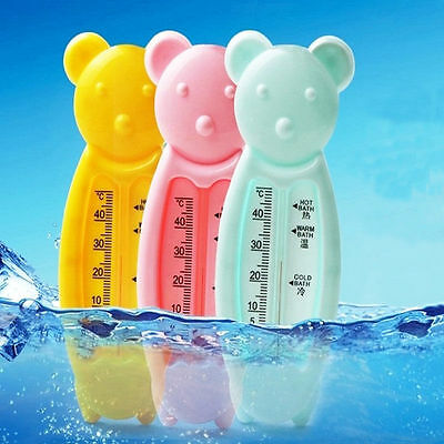 US Stock Baby Bath Termometer Shower Thermometer Water Temperature Meter Scales