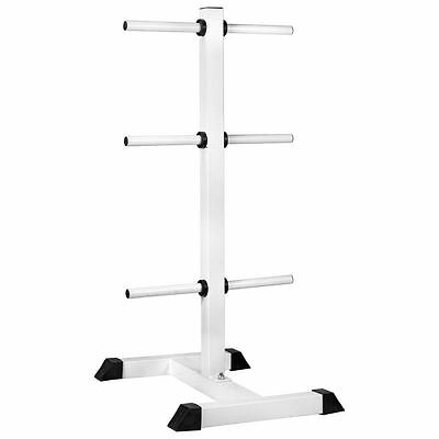 Gorilla Sports Weight Plate Rack