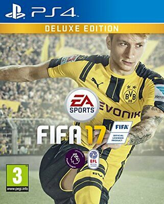 FIFA 17 - Deluxe Edition (PS4) - Game  3EVG The Cheap Fast Free Post