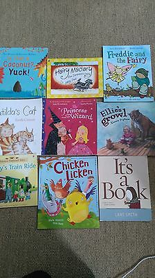 9 x Preschool toddler book bundle VGC julia donaldson etc.