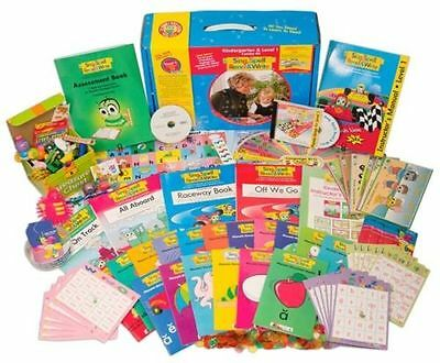 Sing Spell Read and Write SSRW Kindergarten and Grade Level 1 Combo Kit K 2nd Ed