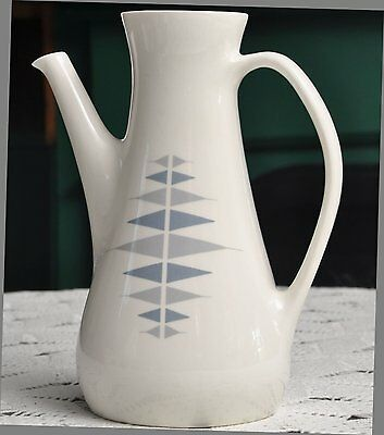 Ben Seibel Pyramids 6 cup coffee pot for Impromptu by Iroquois True China NO LID