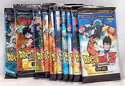 10x MOVIE COLLECTION BOOSTER x10 PACK LOT Panini DRAGON BALL Z Sealed DRAGONBALL