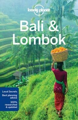 NEW Bali & Lombok By Lonely Planet Travel Guide Paperback Free Shipping